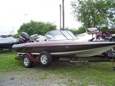 Used Ski Boats For Sale by Used Ranger Ski And Fish Boats For Sale Boats