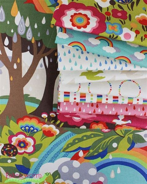 Flying Momo Moda Fabric by Color