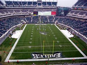 Florida Stadium Seating Chart Section 235 At Lincoln Financial Field Philadelphia
