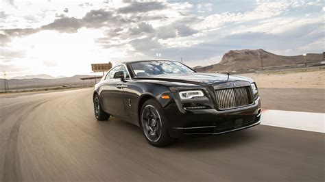 Review Rolls Royce Wraith by Rolls Royce Wraith Black Badge 2016 Review Car Magazine