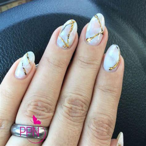 white marble nails art designs ideas  fabulous