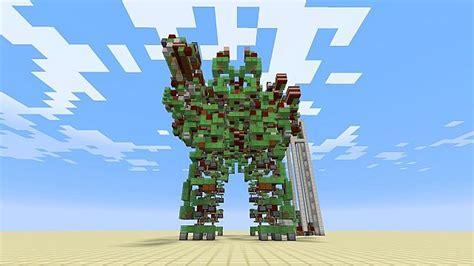 robot de combat geant minecraftfr