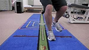 Exercises: Single Leg Hop Test - YouTube