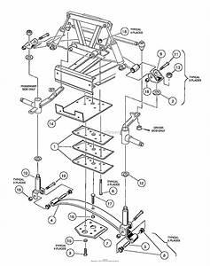 Front Suspension Components Diagram