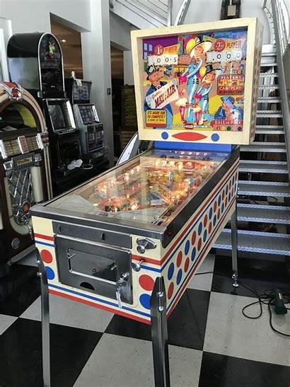 Pinball Machine Mayfair Gottlieb Sold Fun 1966