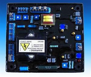Avr For Generator Mx321 Series Manufacturer  U0026 Avr For Generator Mx321 Series Supplier