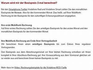 Meinvodafone De Rechnung : vodafone rechnung screenshot ~ Themetempest.com Abrechnung