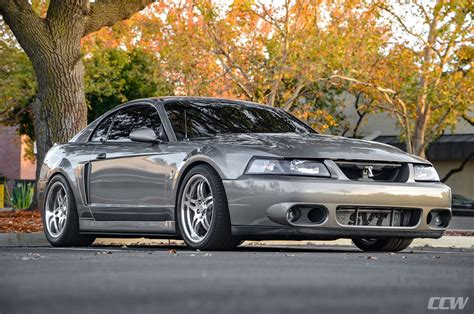2003 Mustang Cobra Engine by 2003 Ford Mustang Cobra Quot Terminator Quot Ccw Sp505 Forged Wheels