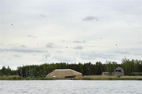 Tkern Besucherzentrum Bei Vaederstad by T 229 Kern Besucherzentrum Bei V 228 Derstad Geneigtes Dach