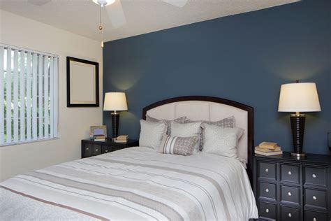 inspiration bedroom  dark blue hommcps