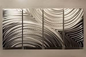 Décoration Murale En Métal Design : d co tableau metal ~ Teatrodelosmanantiales.com Idées de Décoration