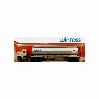 Winross Mobil Tanker Truck Tractor Clearance Toy