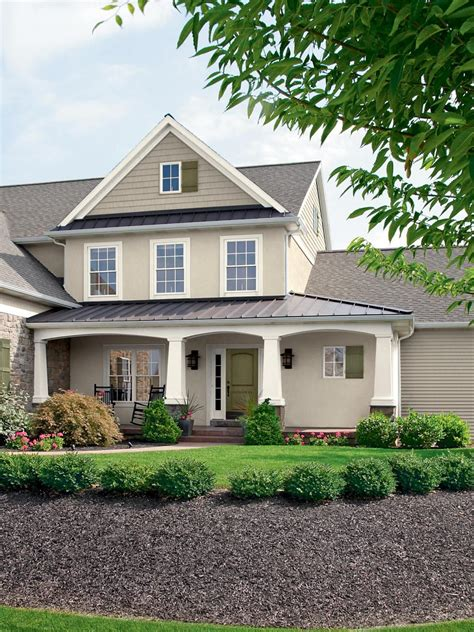 28 inviting home exterior color ideas front porches