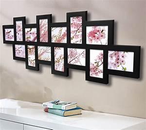 Bilderrahmen Für Collage : bilderrahmen fotogalerie holz rahmen foto collage ~ Watch28wear.com Haus und Dekorationen