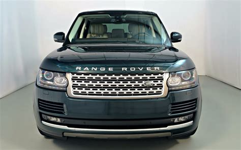 2015 Land Rover Range Rover Supercharged For Sale In