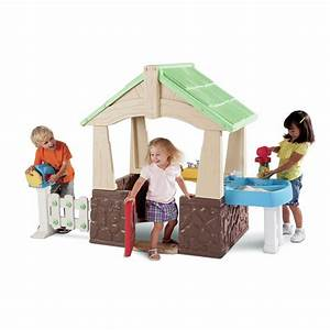 Little Tikes Deluxe Home And Garden Playhouse  U0026 Reviews