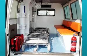 Toyota Hardtop Diesel Ambulance Dealer In Dubai
