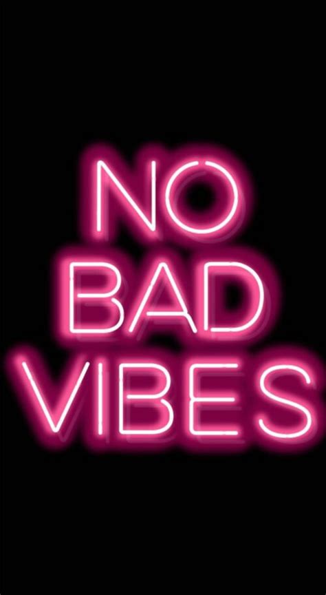 Vibes Neon Wallpaper by Pin By Martell On Quotes Neon Wallpaper