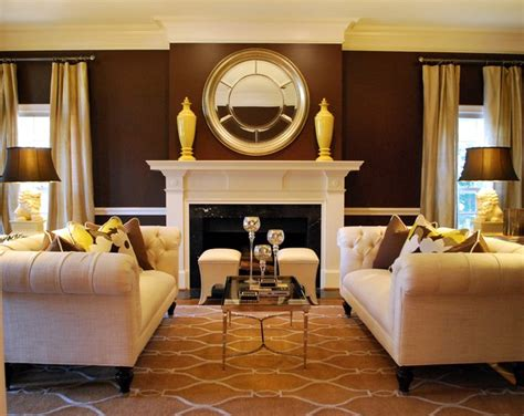 houzz living room wall decor transitional formal living room traditional living
