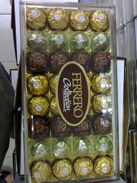 zainieys coklat ferrero rocher