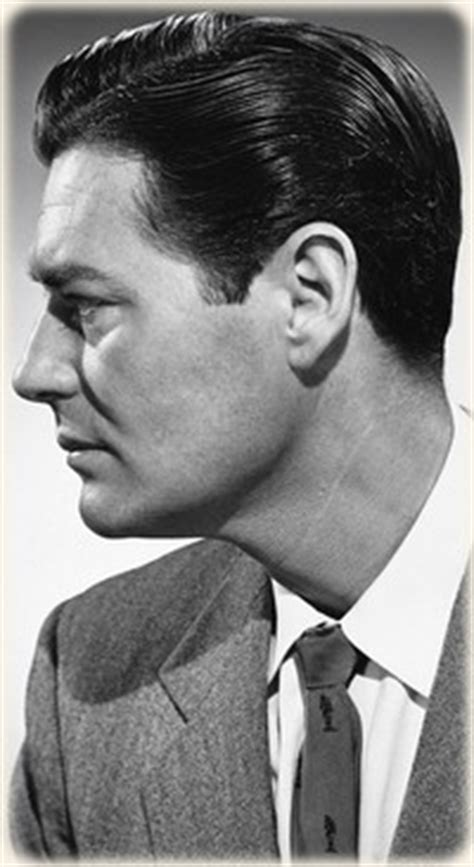 Classic Mens Hairstyles 1950s by 1950 S Fashion 187 News 187 Mens Classic 1950s Hairstyle