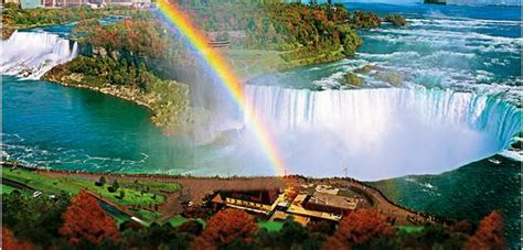 The Top Most Amazing Waterfalls World
