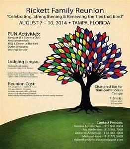 Family Reunion Flyer Template - Yourweek #4a3c60eca25e
