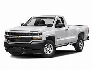 2016 Chevrolet Silverado 1500 Work Truck 4x4 Work Truck