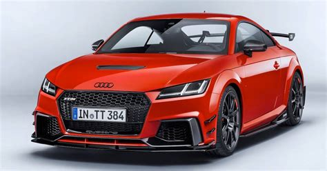 Audi Tt Clubsport Turbo Concept, Tt Rs With Audi Sport