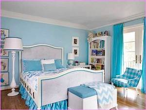 Girls Bedroom Ideas Blue Teen Girl Amazing Blue Bedrooms ...