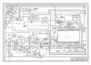 Onida Slim Tv Circuit Diagram