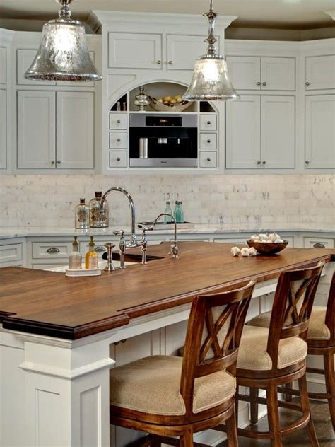 how to design kitchen 1000 ideas about walnut countertop on wood 4372
