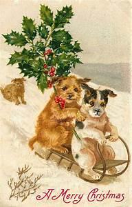 Vintage Christmas - Christmas Fan Art (33115416) - Fanpop
