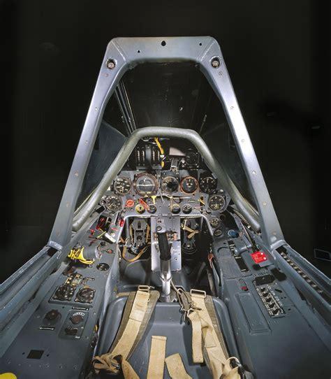 Focke-Wulf Fw 190 F-8 Cockpit