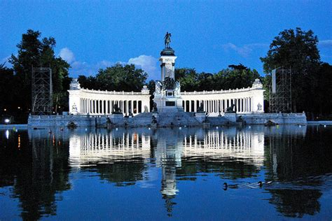 Maps Update #1200723 Madrid Spain Tourist Attractions Map