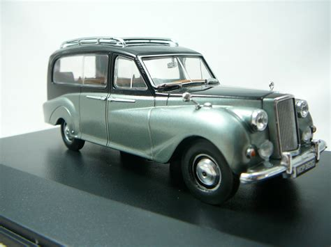 Austin Princess Hearse 125 Corbillard Miniature 1/43 ...