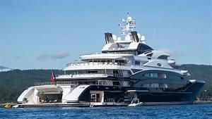 134M Luxury MEGA Yacht SERENE Show Me Where The Money Is