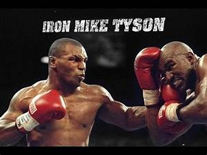 Mike Tyson Best Knockouts Collection - YouTube