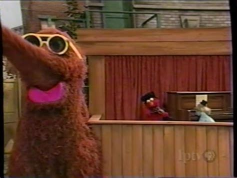 Sesame Street (#3898) Big Snuffy And The Alphatones Youtube