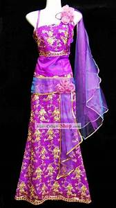 Thailand Clothing Traditional Thai-style Dresses Thailand National Costume