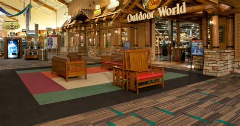 great lakes crossing outlets nbs commercial interiors