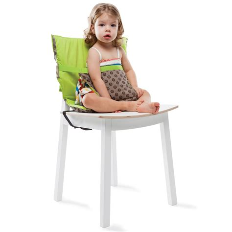 chaise nomade de babytolove sièges de table aubert