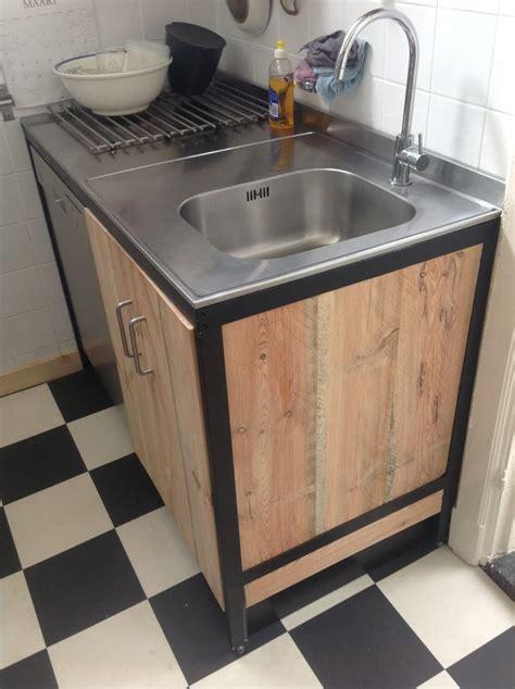 hacked ikea udden sink kitchen ideas pinterest ikea