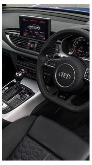 Audi RS7 interior | Autocar