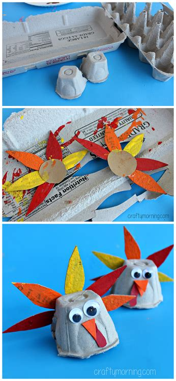 egg turkey project thanksgiving craft for 653 | e897a19b0c7ad2a76028fa3730bac656