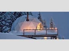 wordlessTech Whitepod Hotel in the Swiss Alps