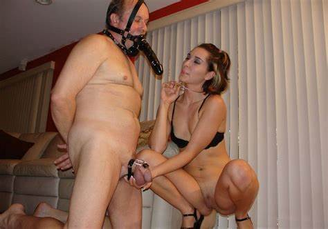 Female Agent Dominates Boy In Pov Chastity Submission