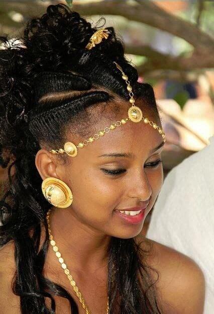 african american wedding hairstyles ethiopian beauty