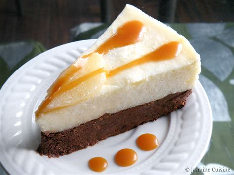 dessert avec des poires g 226 teau mousse choco poire cuisine