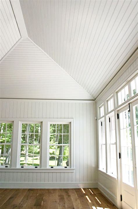Beadboard Vaulted Ceiling Images Wwwenergywardennet